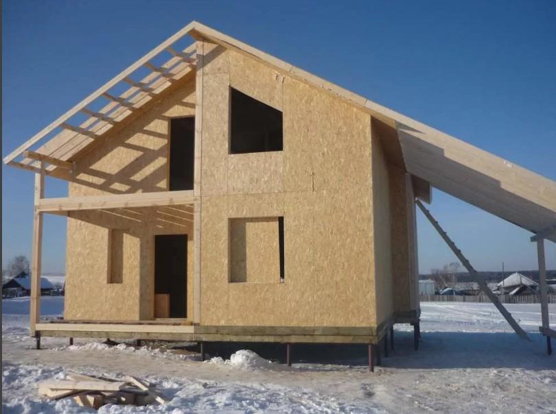 Каркасно-панельне дома из сип-панелей (sip): минусы и плюсы. какие сип-панели выбирать для строительства