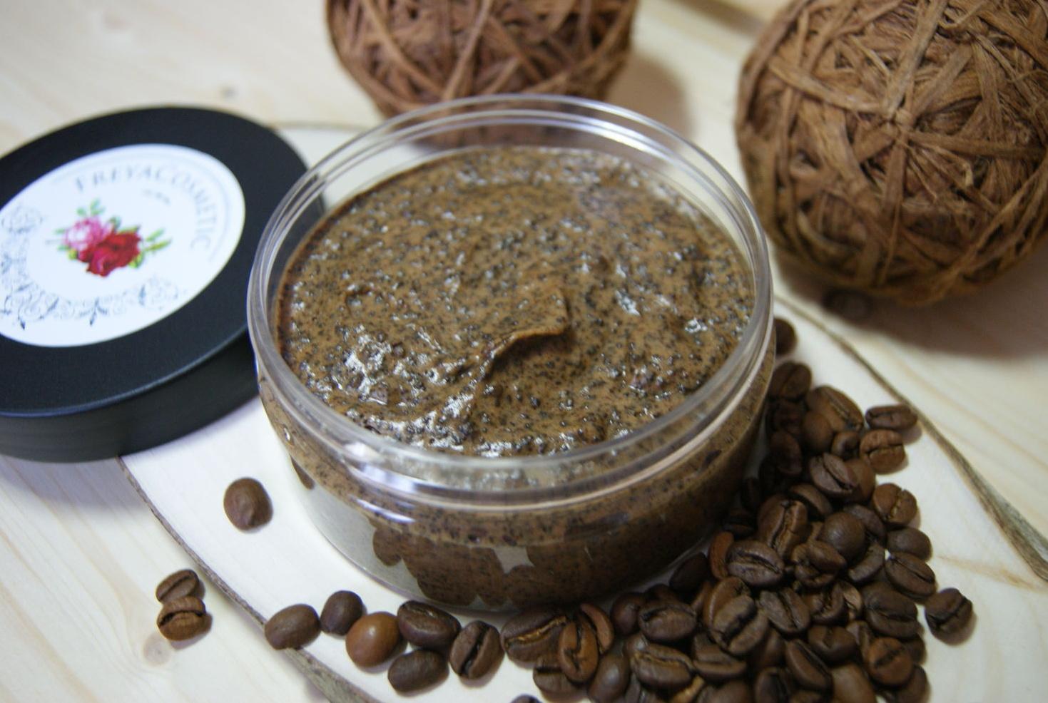 Домашний скраб из кофейной гущи: как приготовить, применение, противопоказания