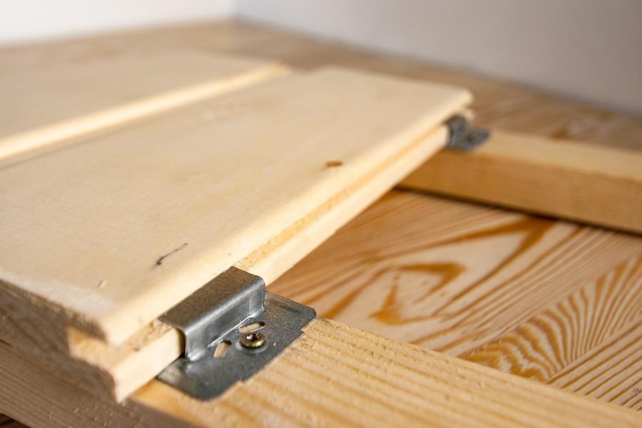 Как прибивать вагонку на потолок - технологии монтажа