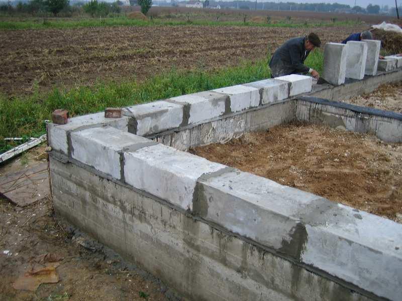 Баня из пеноблока своими руками: как построить баню из пеноблоков, пошаговая интсрукция, фото – сад и огород своими руками