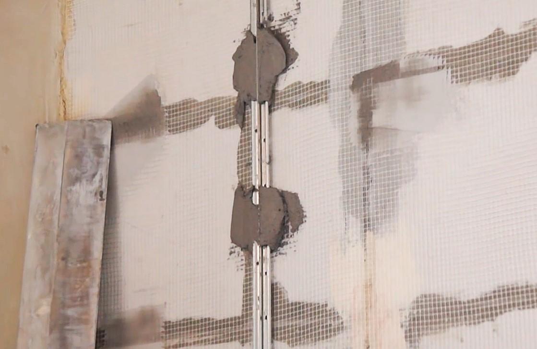 Установка маяков для штукатурки стен: советы по выбору и использованию