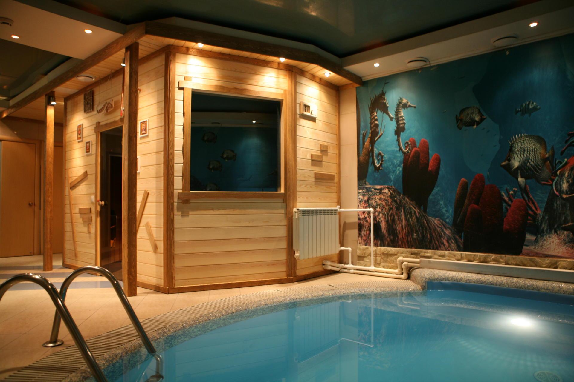 Как сделать бассейн в бане? пошаговая инструкция | построить баню ру