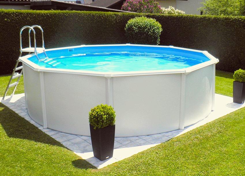 Какой бассейн лучше каркасный или надувной: отзывы, советы