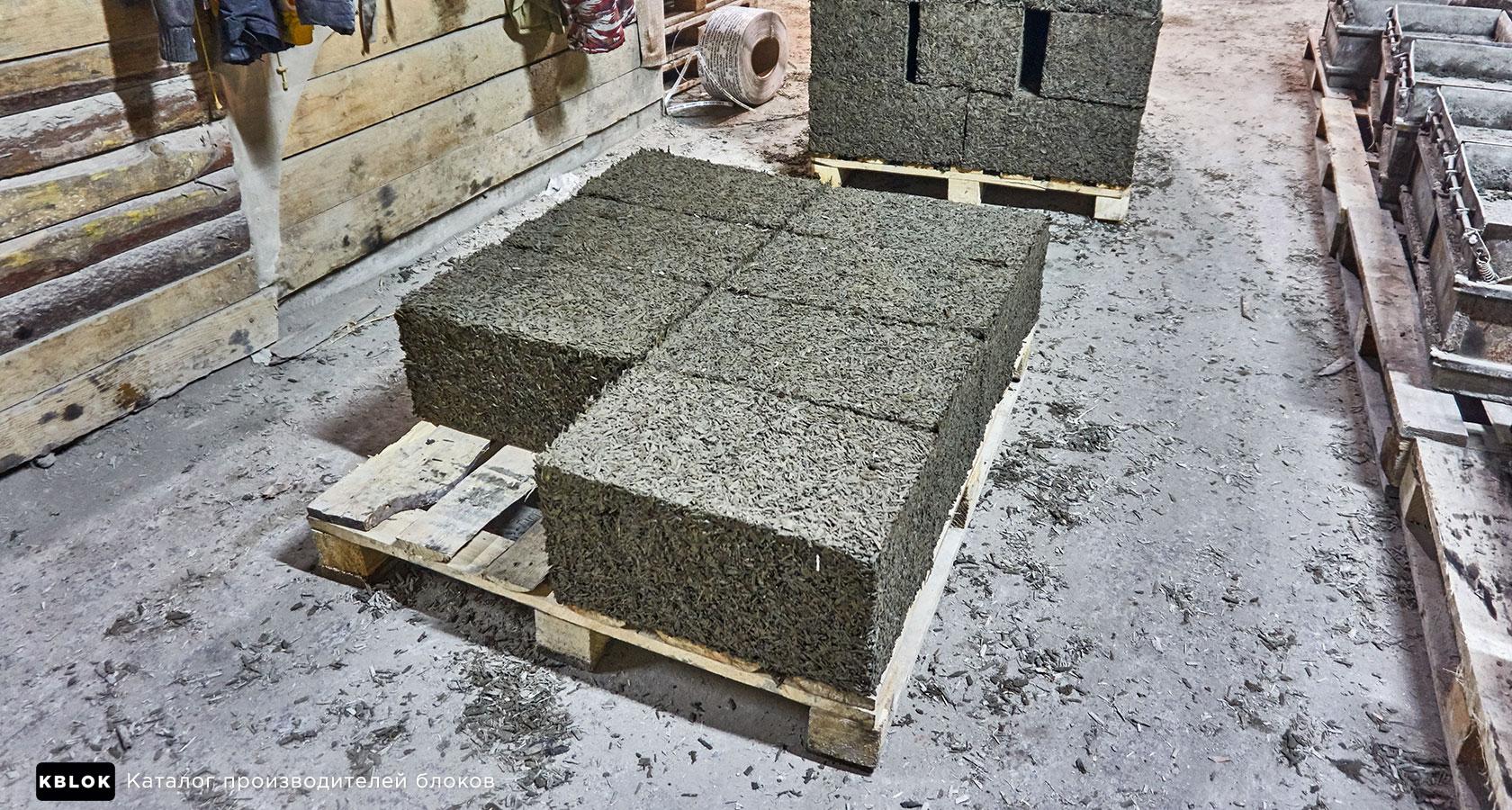 Арболитовые блоки: особенности сырья и технология изготовления материала в домашних условиях