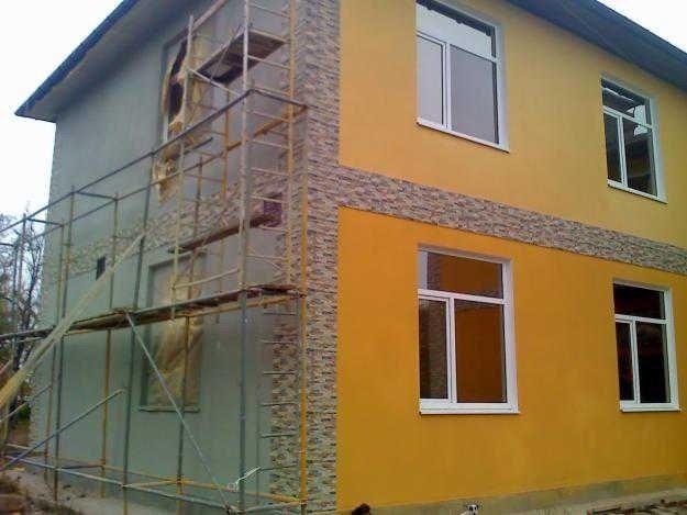 Как выбрать утеплитель для мокрого фасада?