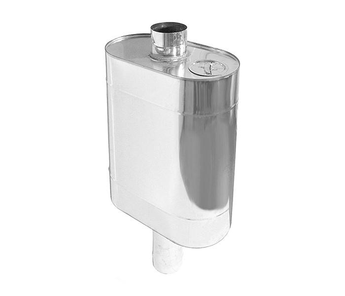 Водяной бак на дымоходе. бак на трубу или самый эффективный способ нагрева воды для бани