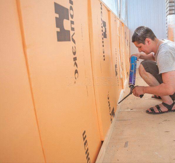 Как и чем закрепить пеноплекс на стену? Рассматриваем бетонные, кирпичные, гипсовые и деревянные конструкции