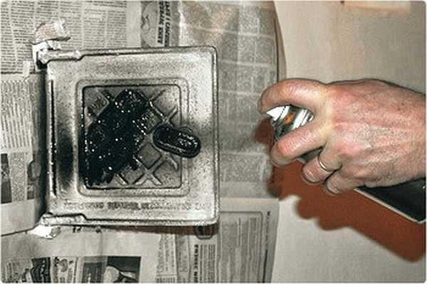 Термостойкая краска для печей: виды, использование, лучшие марки