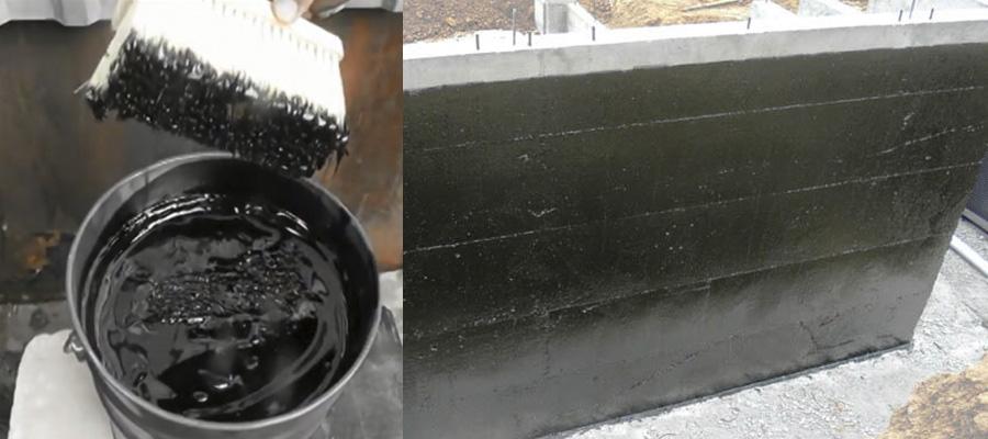 Битумная мастика для гидроизоляции: как использовать и выбирать?