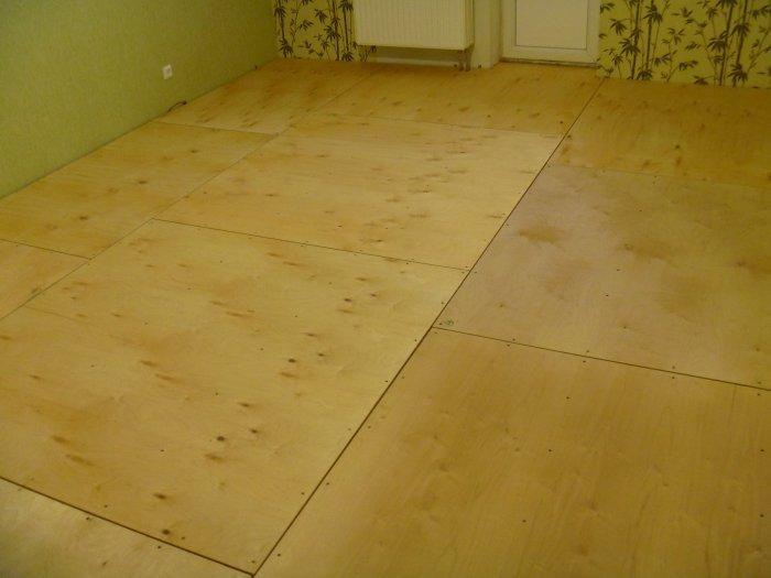 Лаги на бетонный пол: крепление, выравнивание, звукоизоляция, фото