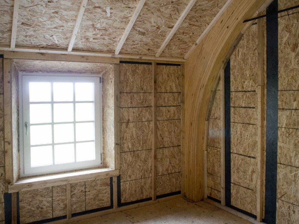 Внешняя отделка дома из сип панелей - способы + пошаговые инструкции!