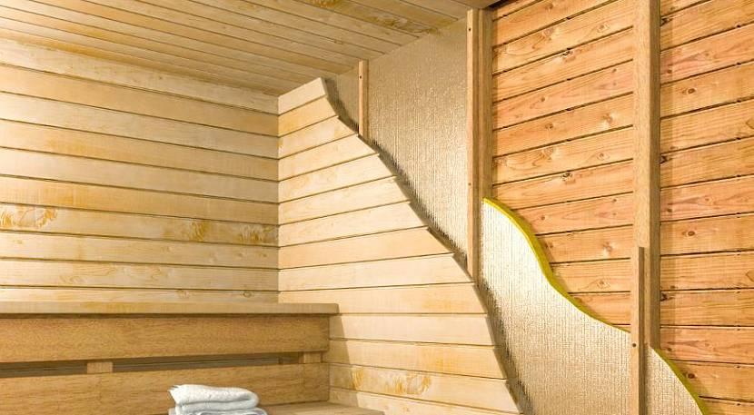 Обшивка бани изнутри: какой материал выбрать, инструкция, советы