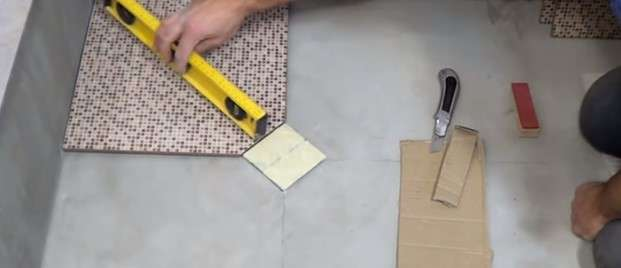 Плитка для бани на пол – выбор и укладка