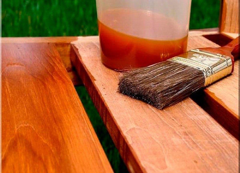 Обработка древесины от гниения в земле