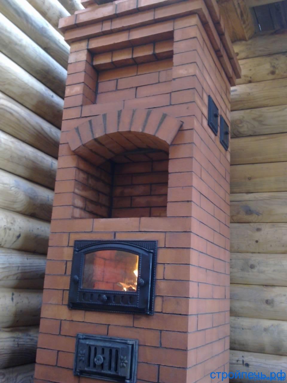 Печь-камин для бани: на дровах с большим стеклом, печка своими руками в одном фото, дровяные как построить печь-камин для бани: 4 положительных свойства – дизайн интерьера и ремонт квартиры своими руками