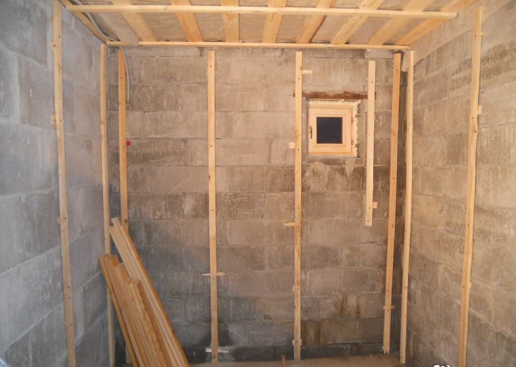 Строительство бани из газобетона