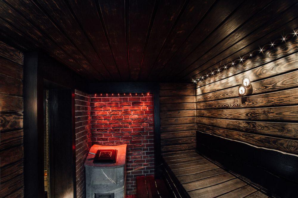 Баня по черному своими руками - инструкция по постройке бани с нуля!
