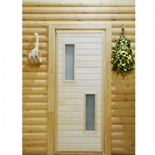 Традиционное устройство дверей и окон в бане | дом идей