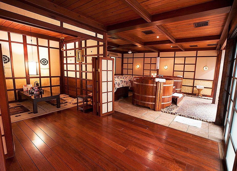 Японские бани: офуро, фурако и сэнто – их особенности и эффективность процедур омовения