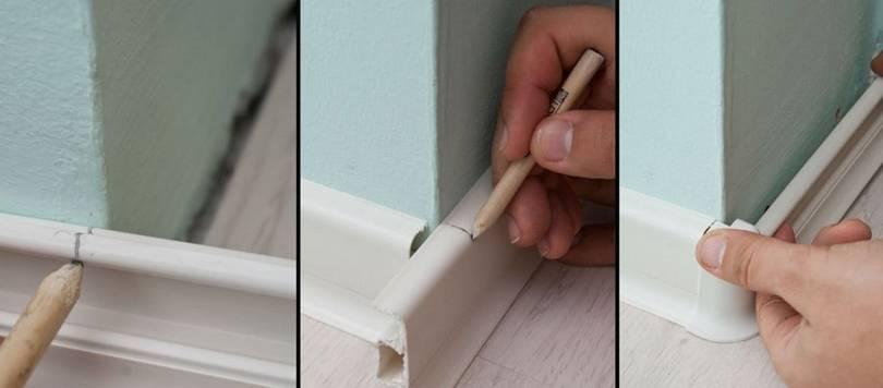 Как крепить кабель-канал - пошаговые инструкции, 3 варианта!