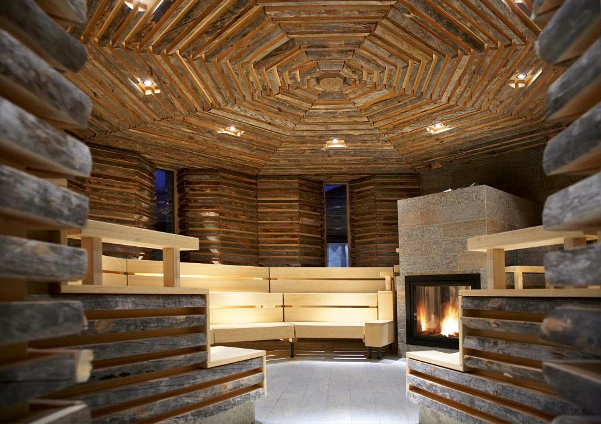 Загородный банный комплекс: роскошные идеи и шикарные современные проекты