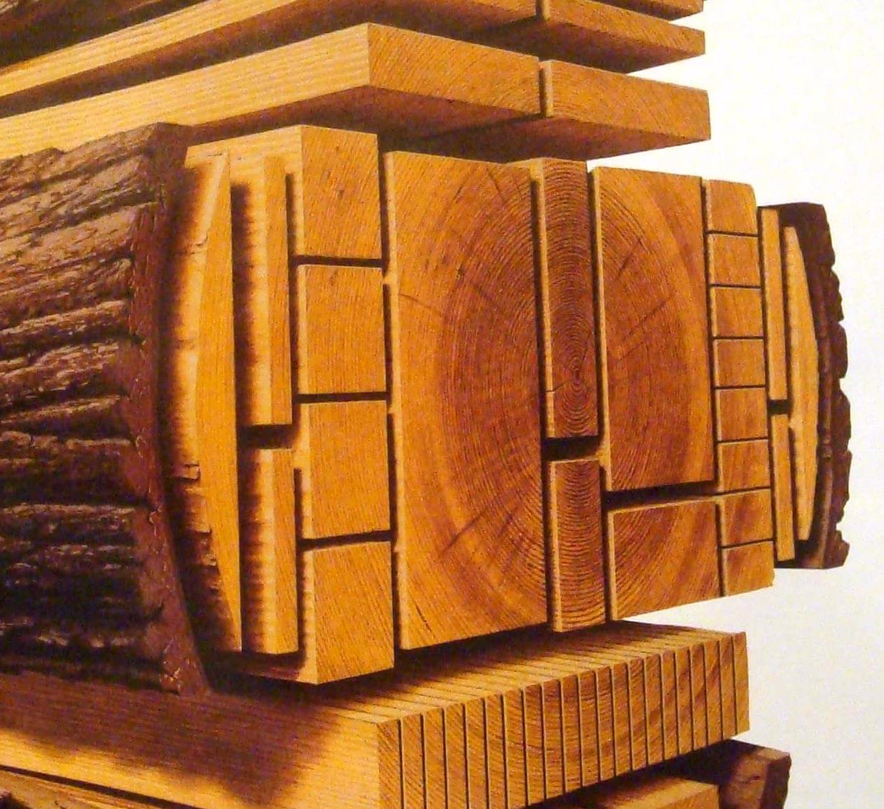 Из какого дерева лучше строить баню: обзор пород древесины