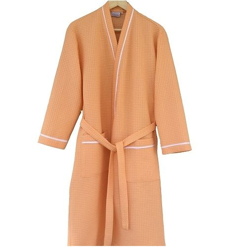 Вафельные халаты 53 фото: женские халаты из вафельной ткани для бани, для сауны, с капюшоном, из бамбука